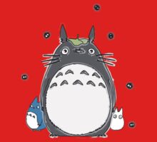 Will you be my neighbor Totoro? One Piece - Long Sleeve