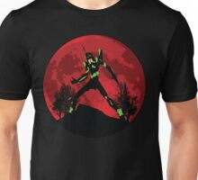 Neon Genesis Evangelion Unit 01 - Hill Top Unisex T-Shirt