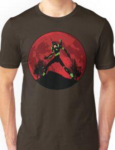 Neon Genesis Evangelion Unit 01 - Hill Top Unisex T-Shirt