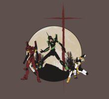 Neon Genesis Evangelion - Hill Top One Piece - Short Sleeve