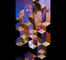 Soluble Cuboid by Isaac Dawley