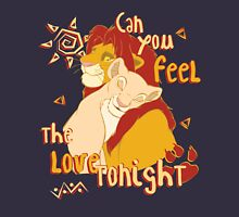 Can You Feel the Love Tonight Unisex T-Shirt