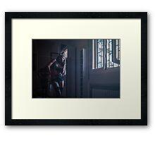 Ely Framed Print
