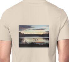 Twilight Flight Unisex T-Shirt
