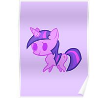Twilight Sparkle Chibi Poster