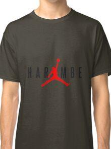 1160 Harambe X Jordan Classic T-Shirt