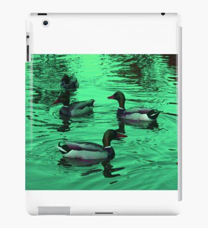Duck Serenity  iPad Case/Skin