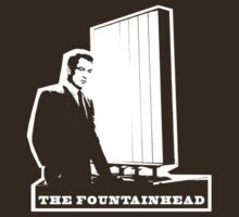 The Fountainhead White by pohcsneb
