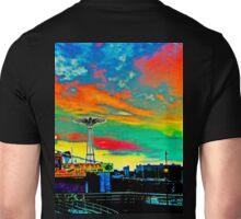 CONEY iSLAND PARACHUTE JUMP AND AMUSENT PARK Unisex T-Shirt