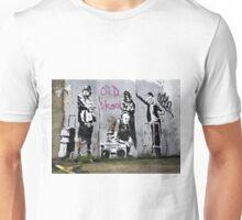 Banksy, Old Skool, London Unisex T-Shirt
