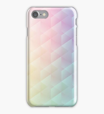 Geometric Sunrise iPhone Case/Skin