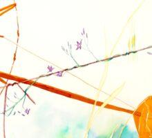 Windmill & Wire Sticker