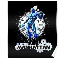 Doctor Manhattan Poster