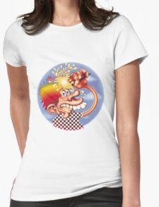 Grateful Dead - Europe 72 Womens Fitted T-Shirt