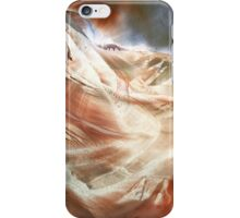 You can land anytime, the truth will set us free iPhone Case/Skin