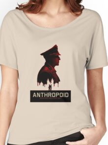 Anthropoid Women's Relaxed Fit T-Shirt