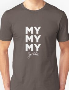 My My My Joe Kenda T-Shirt