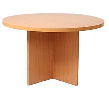 14% off on HH Wooden Circle Boardroom Table by atlantisofficee