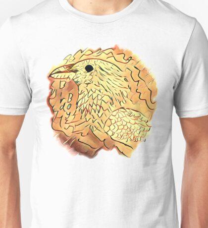 Fire Bird Unisex T-Shirt