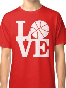 Basketball - Love Classic T-Shirt