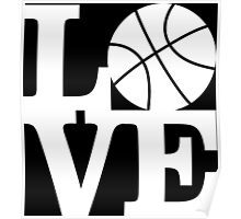 Basketball - Love Poster