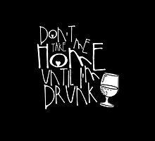 Drunk by bubbliciousart