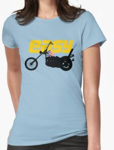 Easy Womens Fitted T-Shirt