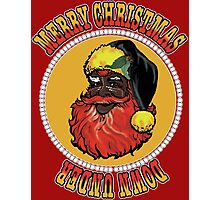 Merry Christmas Down Under Photographic Print