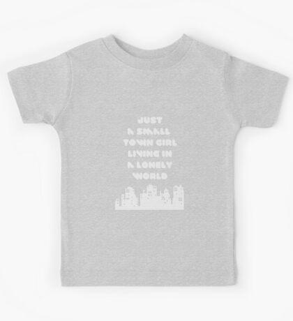 Small Town Girl Kids Tee