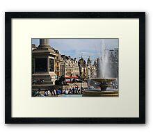 London Calling 1.2 Framed Print