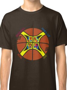 Basketball World Cup Spain 2014 Official ball Classic T-Shirt
