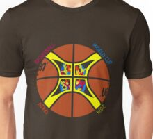 Basketball World Cup Spain 2014 Official ball Unisex T-Shirt