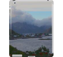 Reine - landscape. Norway  08. 2011. © Andrzej Goszcz. iPad Case/Skin