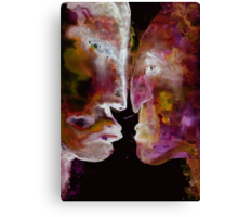 Walk away from madness! Canvas Print