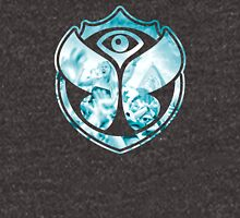 Tomorrowland logo - Picture - people - Festival - Blue Unisex T-Shirt