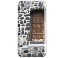 closed door iPhone Case/Skin