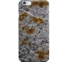 Rusty Flowers iPhone Case/Skin