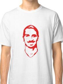 ibra red Classic T-Shirt