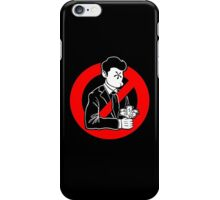Evil and Greedy Corporation iPhone Case/Skin