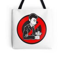 Evil and Greedy Corporation V2 Tote Bag
