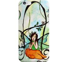 A is for Agatha iPhone Case/Skin