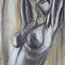 Satisfaction - Female Nude by CarmenT