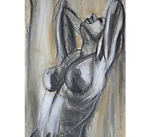 Satisfaction - Female Nude Photographic Print