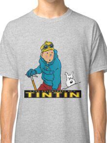 tintin_adventure Classic T-Shirt