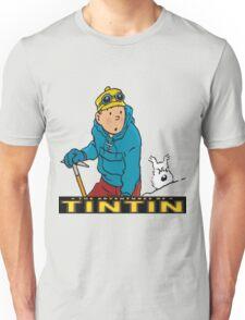 tintin_adventure Unisex T-Shirt