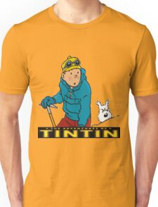 tintin_adventure Unisex T-Shirt