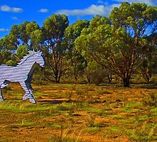 Along the Tin Horse Highway by threewisefrogs