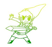 Link, Hero of Time by emperorwish