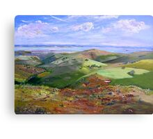 From Hancocks Lookout South Australia Canvas Print