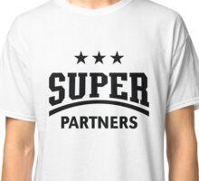 Super Partners (Black) Classic T-Shirt